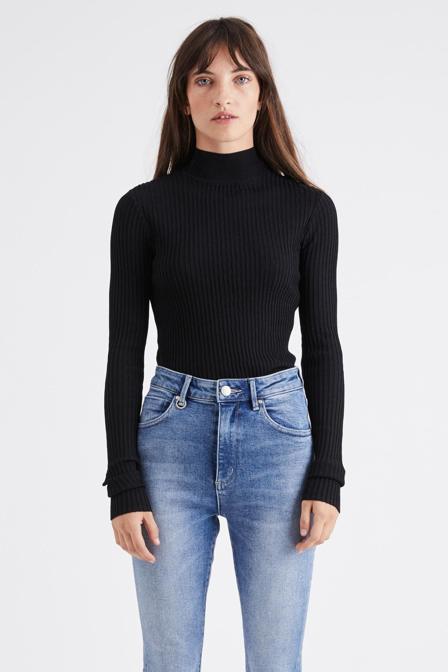 Noughties Knit - Black