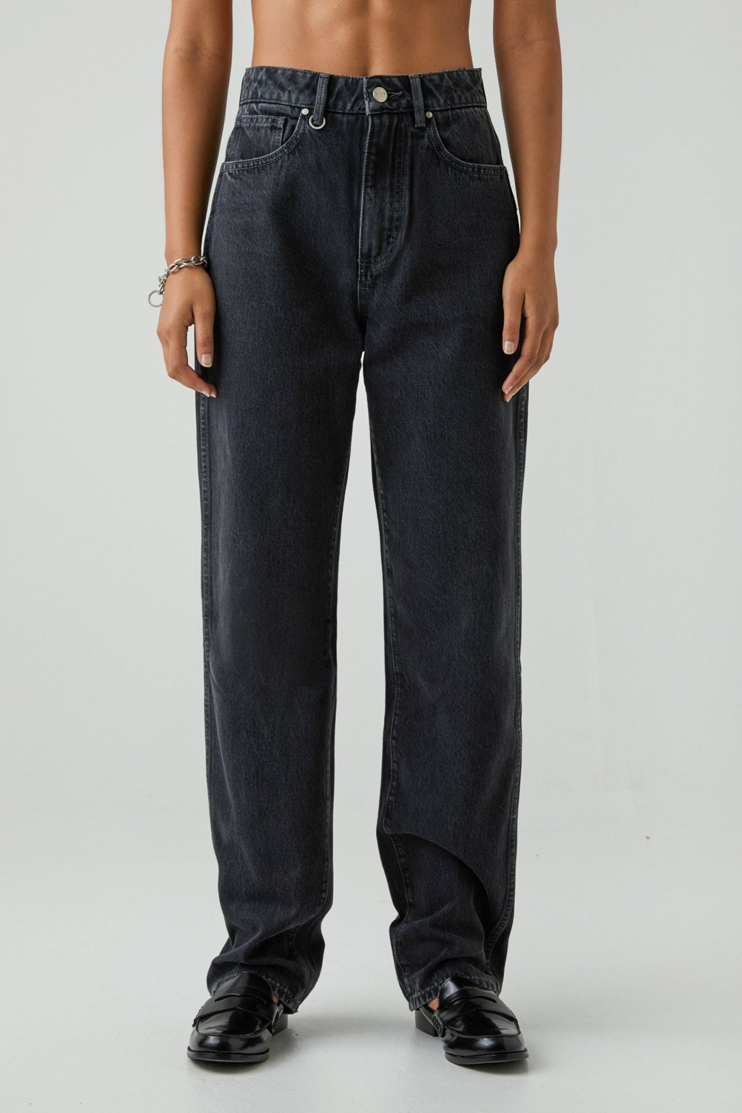 Sade Baggy Zero Washed Black