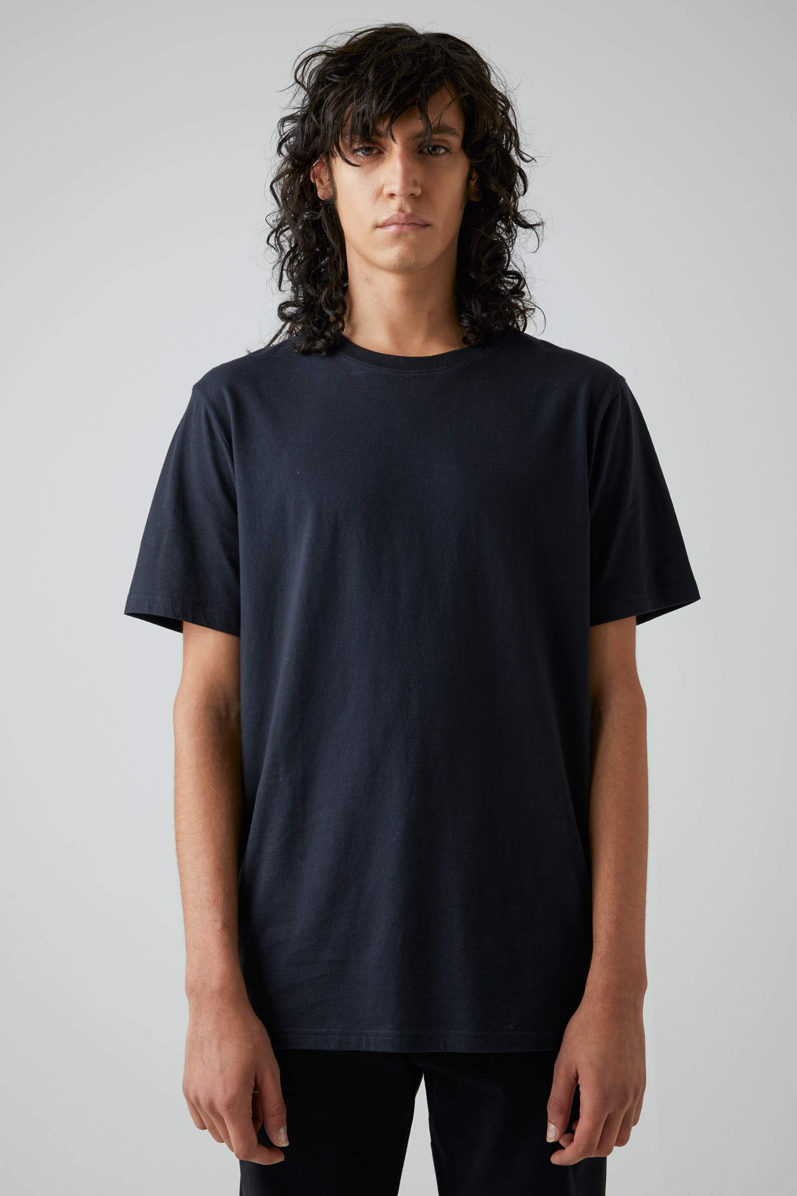 Bass Pima Tee - Black