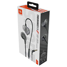 Load image into Gallery viewer, JBL Endurance RUN In-Ear Earphones with Mic - Black