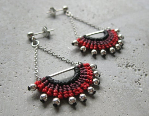 raïz - Inti earrings
