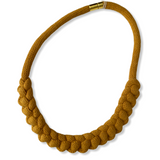 Knot You Knot Me - Macrame Braided Necklace