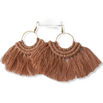 Knot You Knot Me - Stella Hand Earrings