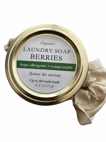 Eco Bees - Laundry Soap Berries