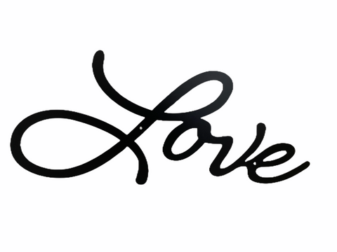 Midnight Metal Designs: Love