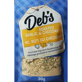 Deb's Gourmet Dip - Roasted Garlic & Cheddar