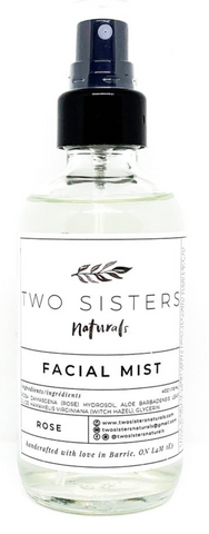Two Sisters Naturals - Facial Mist