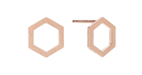 Prysm - Eva Earrings | Rose Gold
