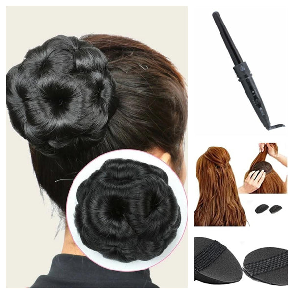 [NEW WHOLESLE] Cosmetics, Perfume & Makeup,Hair bun,Donut hair band,etc