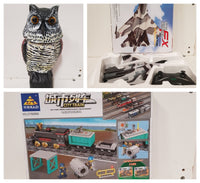 [NEW WHOLESALE] Kids, Babies & Toys,DIY electric train toy,shaking head owl,etc