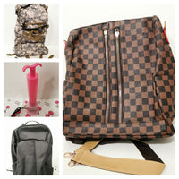 [NEW WHOLESALE] Bags,Long-Capacity Backpack,Vacuum Compression Bag,etc