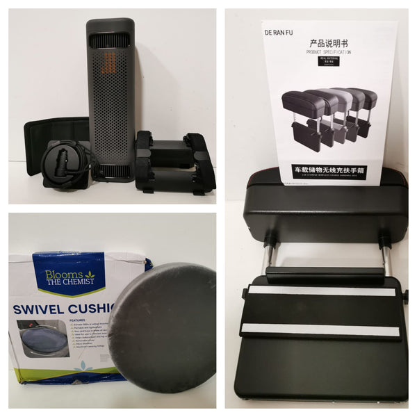 [NEW WHOLESALE] Consumer Electronics,car air purifing one pcs,Car Storage Armrest Box,etc