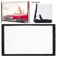[NEW] Simple Projection Screen