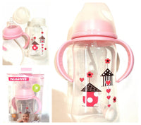 [NEW] Apple Bear Milk Bottle Pink 320ML