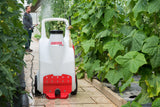 A 50 AC1 Two wheel battery pressure sprayer (50 litres) incl. battery pack and charger GB *
