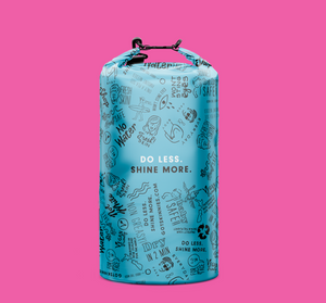 Limited edition Skinnies Dry Bag – blue