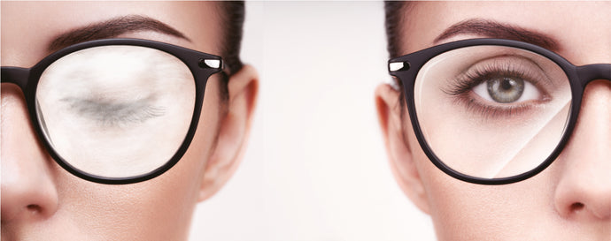 How To Stop Your Glasses From Fogging Up When Wearing a Face Mask