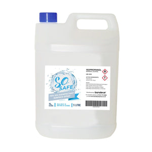 So Safe 70% IPA Disinfectant Surface Spray