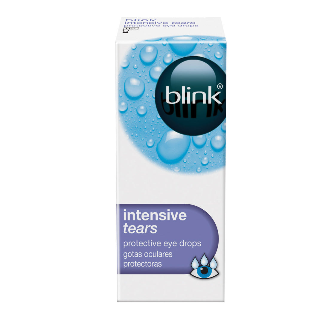 Blink Intensive Tears 10ml Multidose