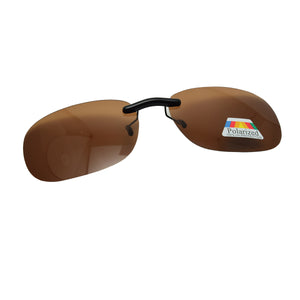 Clip On Polarised Sunglasses