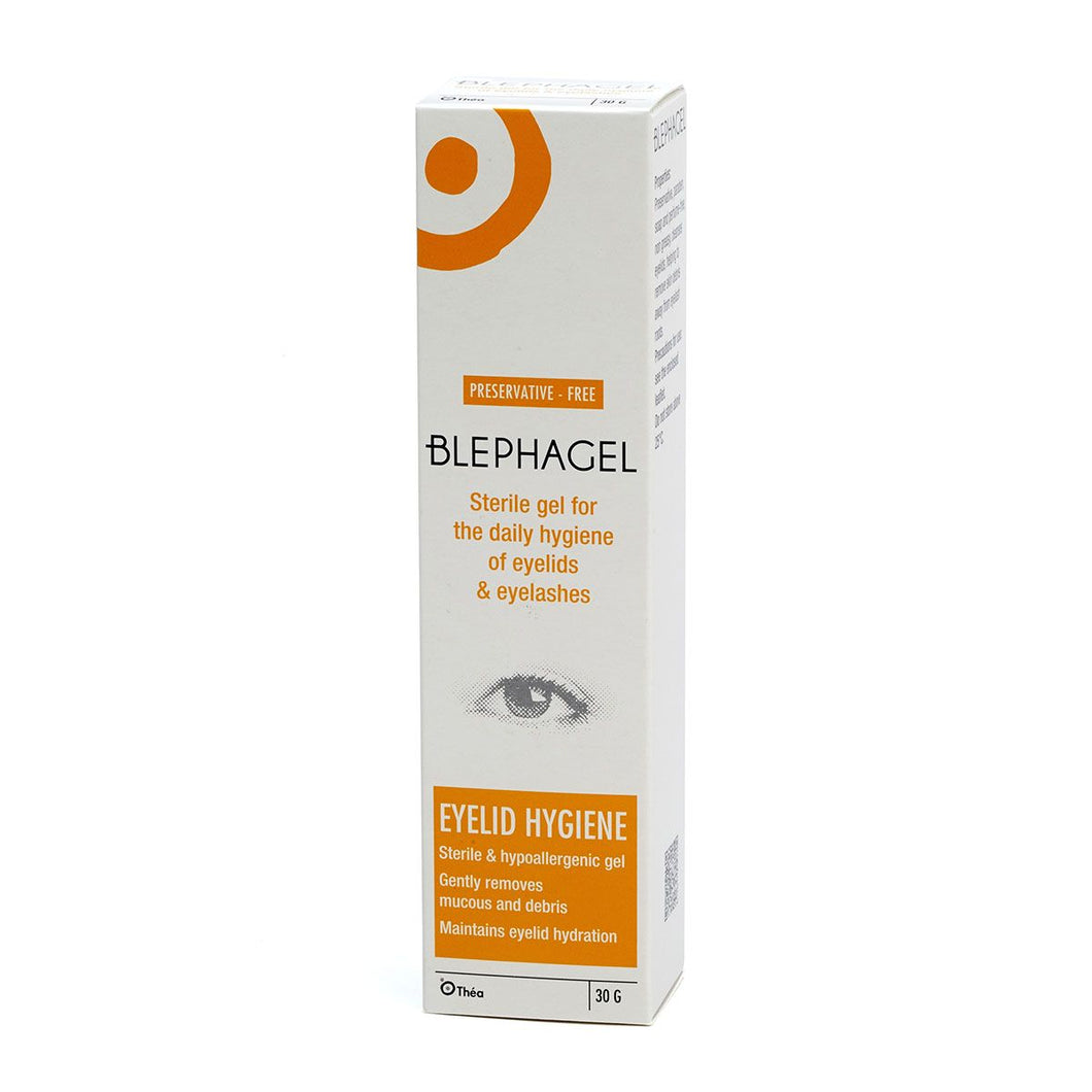 Blephagel Eye Lid Cleansing Lotion (30g Tube)