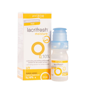 Avizor Lacrifresh Moisture 10ml Multidose