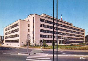 POSTCARDS OVERPRINT, <br> #1 DIJON, 1981