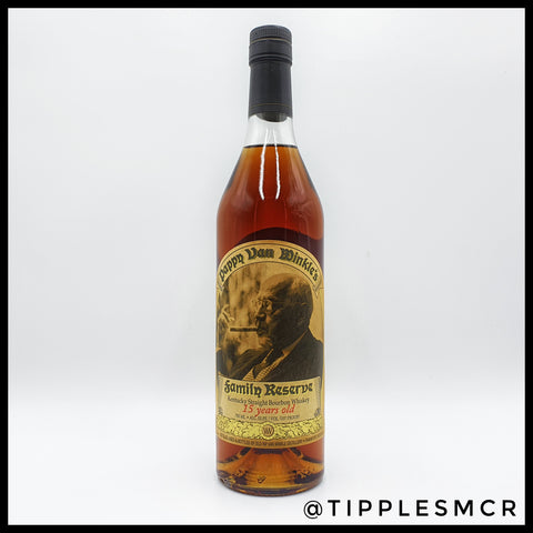 Pappy Van Winkle 15yr Family Reserve Bourbon