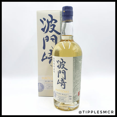Hatozaki Pure Malt Japanese Whisky