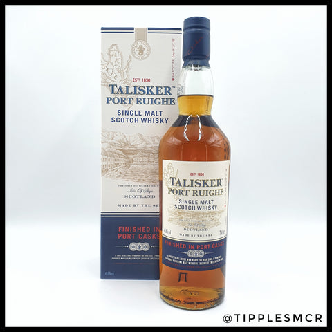 Talisker Port Ruighe Scotch Whisky