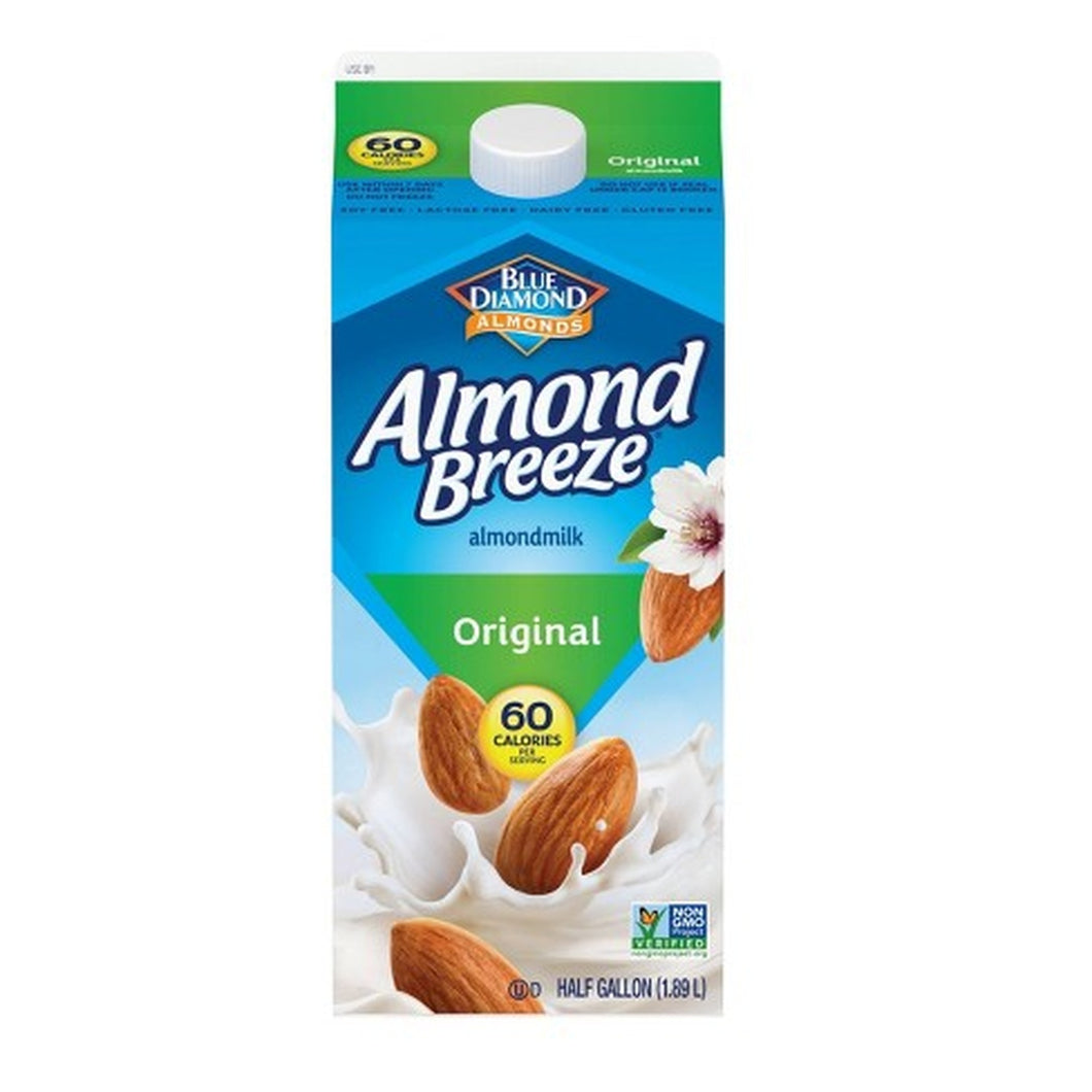 Almond Milk 1/2 Gallon