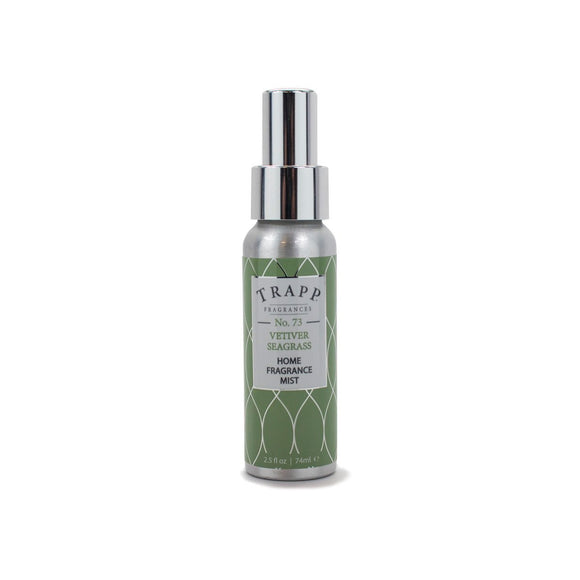 Trapp No. 73 Vetiver Seagrass Home Fragrance Mist