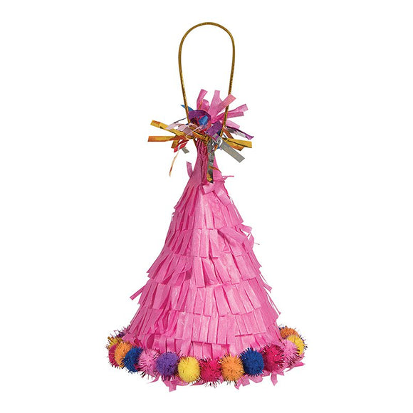 Petite Party Hat Pinata