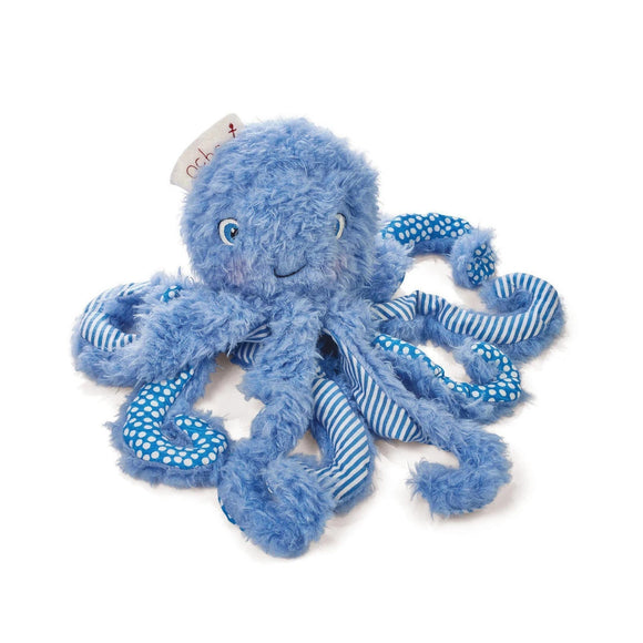 Ocho the Octopus Plush by Bunnies by the Bay