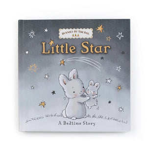 Little Star – A Bedtime Story Board Book by Bunnies by the Bay