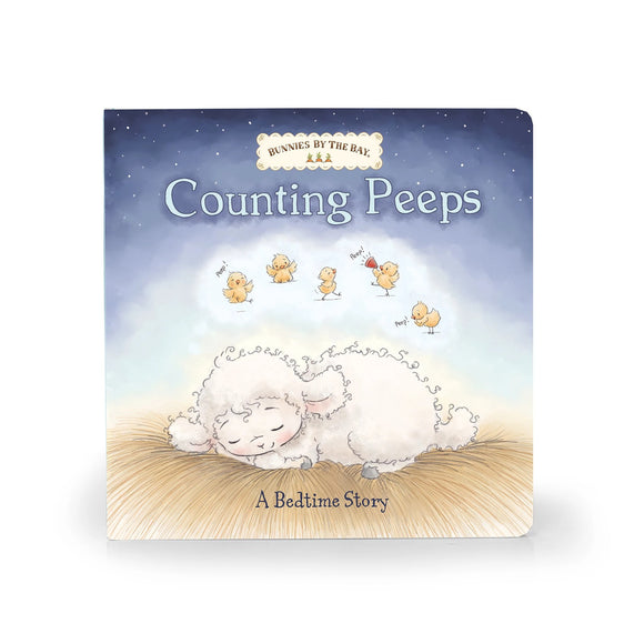 Counting Peeps Book with Kiddo the Lamb