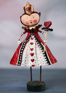 Queen of Hearts Lori Mitchell Alice in Wonderland