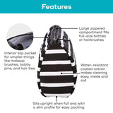 Scout Packin' Heat Travel Pouch - Namstay at the Beach