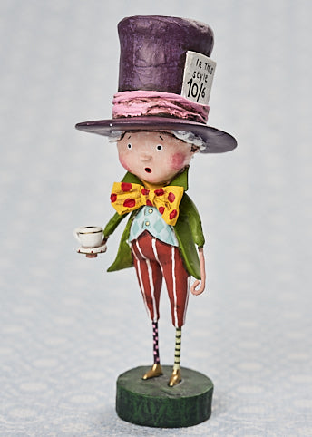 Mad Hatter Lori Mitchell Alice in Wonderland