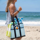 Scout Pocket Rocket Multi-Pocket Bag - Namastay at the Beach