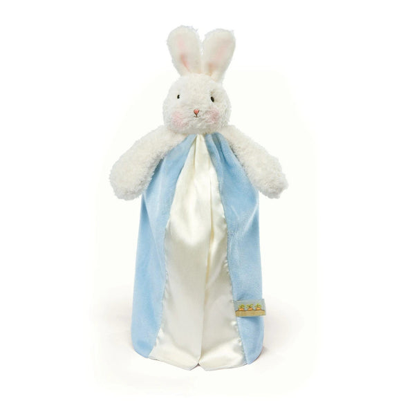 Bye Bye Buddy Lovey in Blue Bud Bunny by Bunnies by the Bay