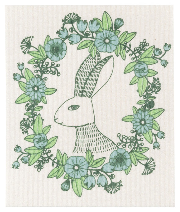 Danica Studio Rabbit Swedish Dishcloth