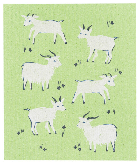 Ecologie Swedish Dish Cloth Goats
