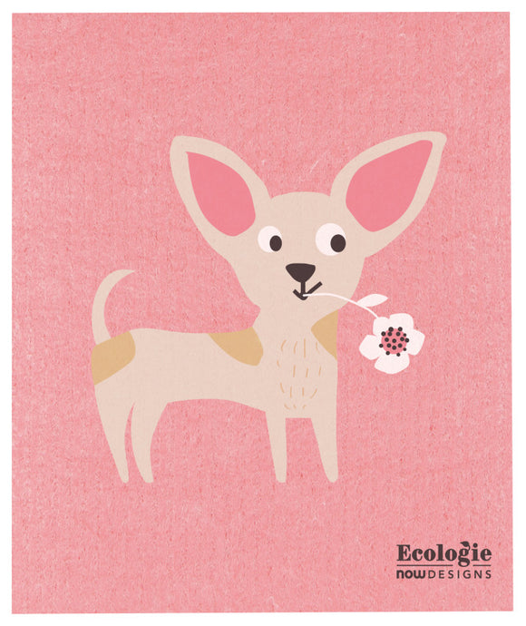 Ecologie Swedish Dish Cloth Best in Show Chihuahua