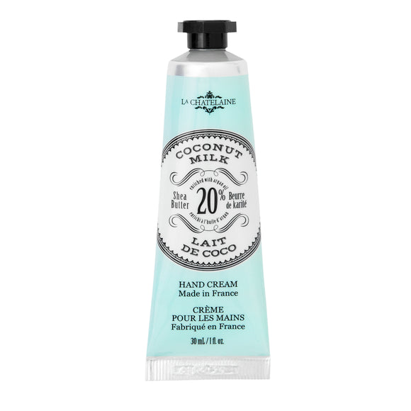 La Chatelaine Coconut Milk Hand Cream 30ml
