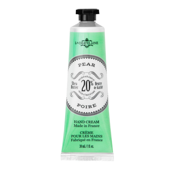 La Chatelaine Pear Hand Cream 30ml