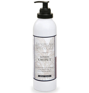 Archipelago Coconut 18 oz Lotion Pump