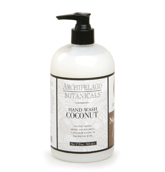 Archipelago Coconut 17 oz Hand Wash