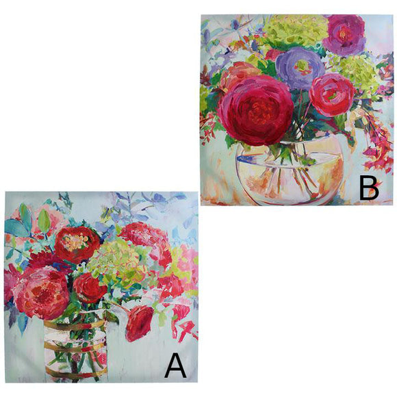 Geoff Allen Floral Wall Art, 2 Designs