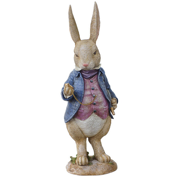 "16"" Rabbit with Watch"